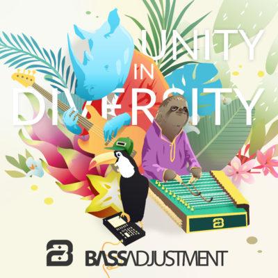 Bass Adjustment - Unity In Diversity